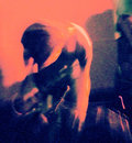 Lips Against The Glass image