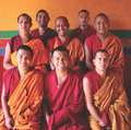 Tashi Lhunpo Monks image
