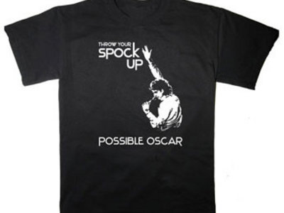 """Throw Your Spock Up"" T-shirt main photo"