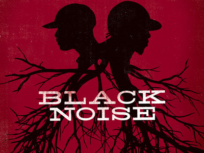 THE BLACK NOISE LP physical CD **SOLD OUT** main photo