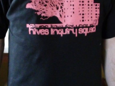 Hives Inquiry Squad T-Shirts!! *SOLD OUT* main photo