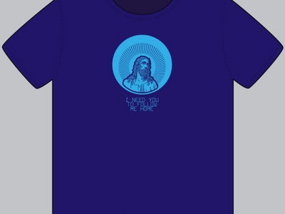 Limited Edition 'Jesus is for Losers' Calamateur T-Shirt main photo