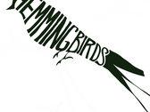 Hemmingbirds Logo Dark Green T-Shirt photo