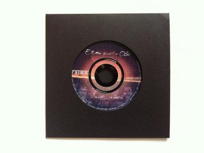 Etmo meets Osk - Silver Liquid.          Limited edition vinyl CD main photo