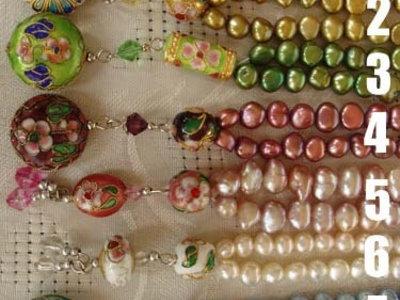 Water Pearl Prayer Beads main photo