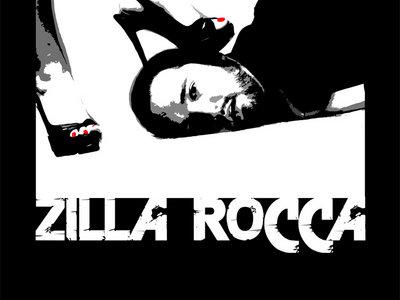 Zilla Rocca Hot Stepper t-shirt main photo