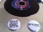 Etmo meets Osk - Silver Liquid.          Limited edition vinyl CD photo