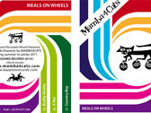 Cd LP - Meals on Wheels - 7 tracks photo