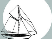 T-shirt - Mon beau navire - Gris photo