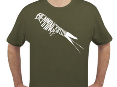 Hemmingbirds Logo Dark Green T-Shirt main photo