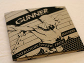 "Gunner ""Catalogue Your Faux Success"" 2011 demo photo"