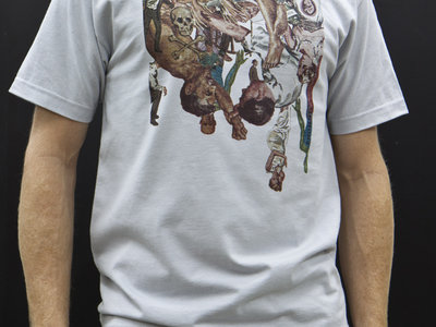 Dubsuction Tshirt - Angry Man (FREE DOWLOAD WITH PURCHASE) main photo