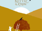 "12"" Vinyl + Kettle & Crow DVD + iPhone Wallpaper + free music download photo"