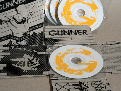 "Gunner ""Catalogue Your Faux Success"" 2011 demo main photo"
