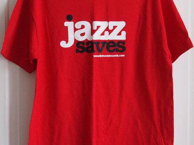 Jazz Saves T-Shirt main photo
