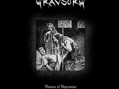 GRAVSORG - Visions Of Depression main photo