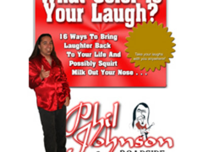 What Color Is Your Laugh? DVD/CD Package main photo
