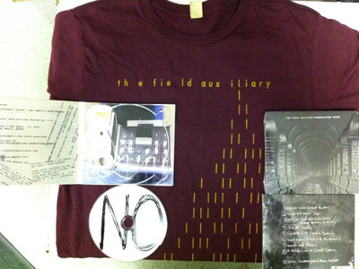 Deluxe 1990's Package: Nomenclature Fever CD + T Shirt main photo