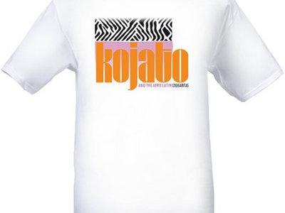 Shirt KOJATO - white main photo