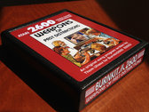 W.O.P.D. Atari 2600 Cartridge! photo