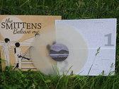 "12"" vinyl + tote bag + download photo"