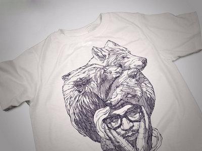 Free Crates x Art Cream T-Shirt main photo