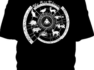 Ghost Zodiac T-Shirt FEMALE main photo