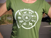Ghost Zodiac T-Shirt FEMALE photo