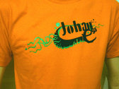 Johan Ess Serpent Logo Tee photo
