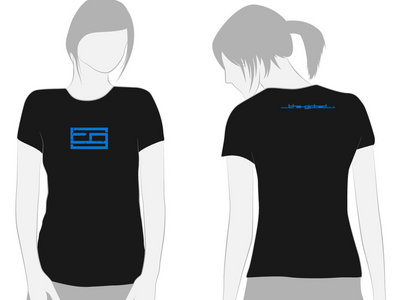 2012 Worn Blue Logo T-Shirt (Ladies fit) main photo
