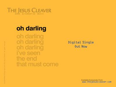 """Oh Darling"" Postcard main photo"