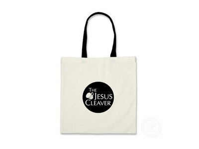 Tote Bag with Black Handle (Tea Cup Logo) main photo