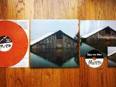 Pray for Rain LP/CD Bundle main photo