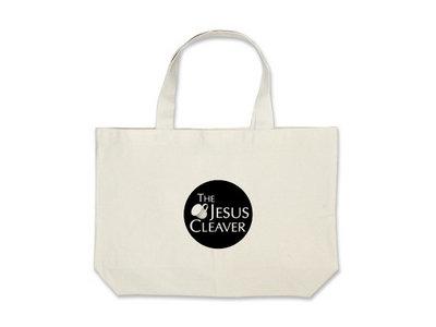 Jumbo Tote Bag (Tea Cup Logo) main photo