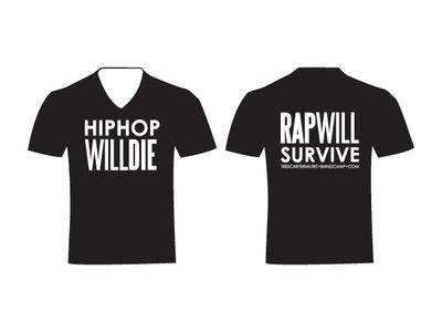 RAP WILL SURVIVE Tee main photo