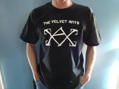 Velvet Ants T-Shirt (Screen Print w/ Logo) main photo