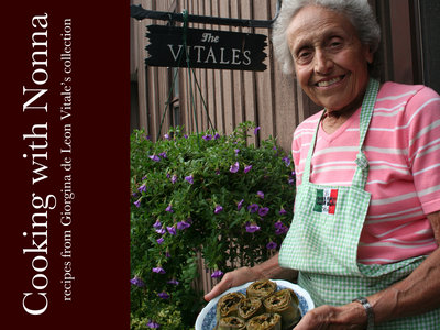 Cooking with Nonna by Daniel Saks (e-book) main photo