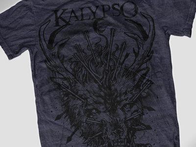 Wolf Shirt (darkheather) main photo