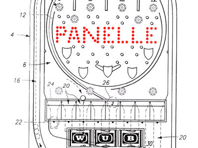Silk-Screened Pachinko Poster main photo