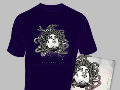 Raiders of the Evil Eye CD & T-Shirt (BUNDLE) main photo