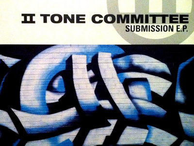 II Tone Committee - Submission EP CD main photo