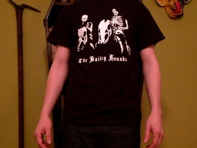 Limited Edition Skeleton Rider T-Shirt main photo