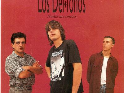 "Nadie me conoce . single vinilo 7"" (1992) main photo"