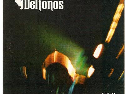 Rayo. cd single. cartón main photo