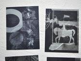 Ape Delay Photograms postcard set photo