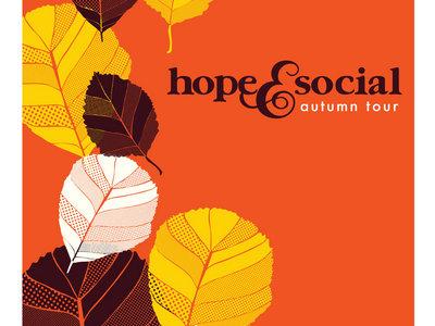 Tour Poster by Nicola Kane (Autumn 2012) main photo