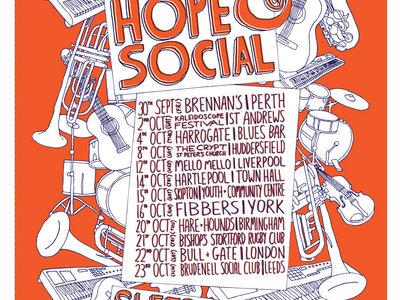 Tour Poster by Emma Charleston (Autumn 2012) main photo