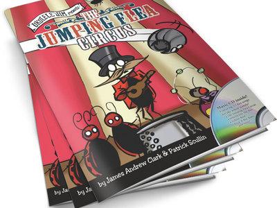 The Jumping Flea Circus Storybook + Compact Disc + Digital Album main photo