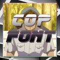 COP FONT image