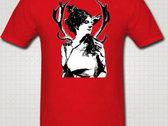 Sephyra Antlers T-Shirt photo